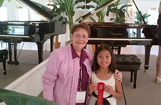 Beginner Piano Lessons | Whitehead Piano Studio | Los Angeles, CA | (323) 666-4661